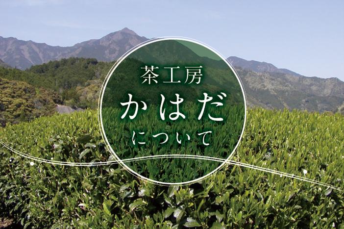 伊勢茶・深蒸し茶のふるさと、三重県松阪市飯高香肌